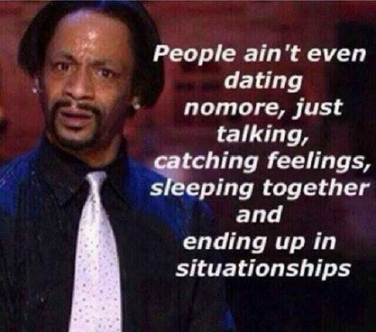 Dating aint nobody got time for that