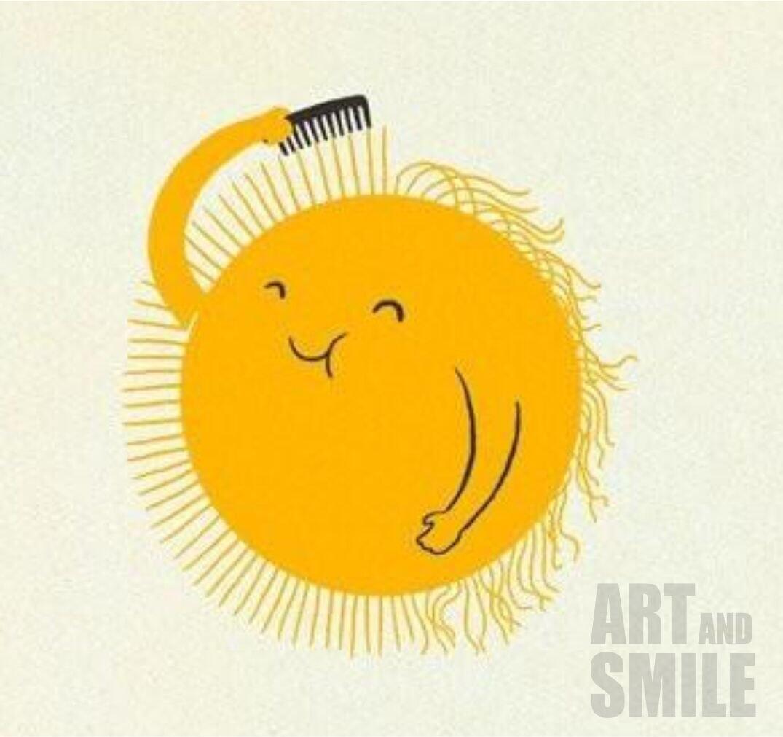 Утро приколы в картинках работа солнце, приколы написаны