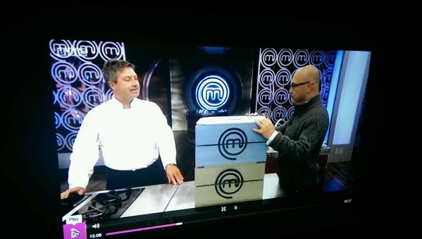 Sorry, remind me what the #Masterchef branding is again? http://t.co/h7vH8jhhea