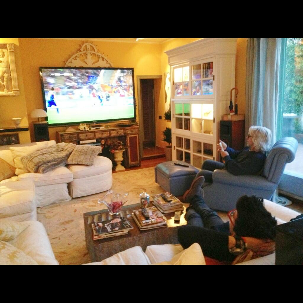 "Piero Barone Il Volo on Twitter: ""At home watching a"