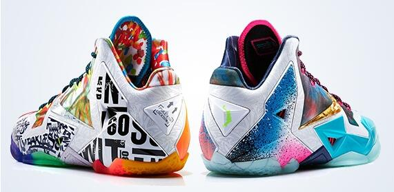 """743435a48689a """" sneakernews  Nike """"What the LeBron"""" 11 price confirmed at  250  http   sneakernews.com 2014 04 02 nike-what-the-lebron-11-price-confirmed-250   ..."""