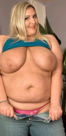 Chubby blonde adrianne — pic 8
