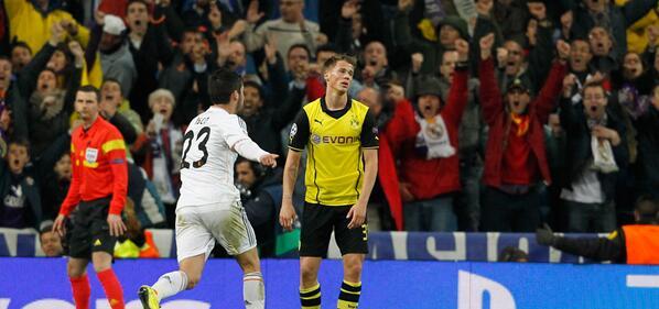 Gol Isco vs Dortmund 2014