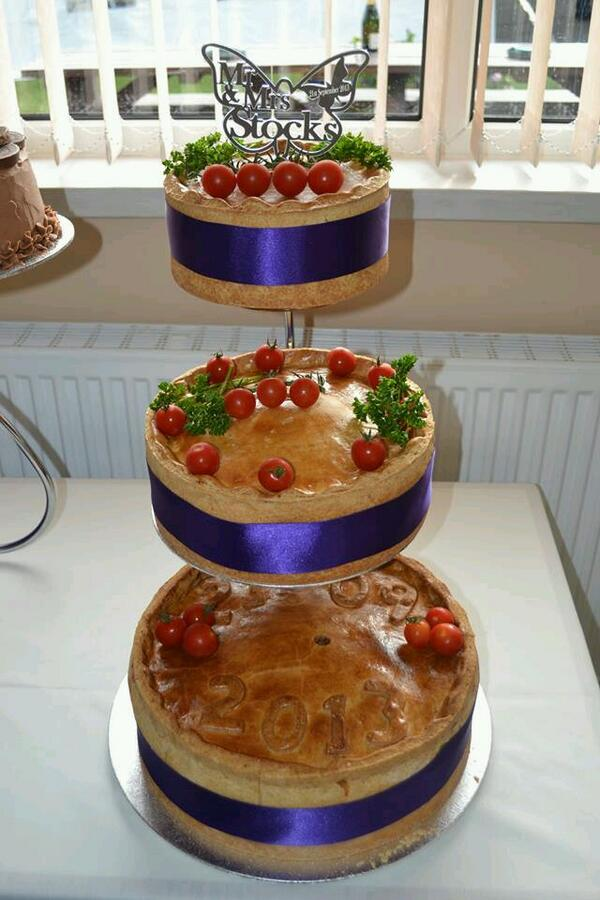 Cannon Hall Farm On Twitter Pork Pie Wedding Cakes For The Discerning Bride And Groom