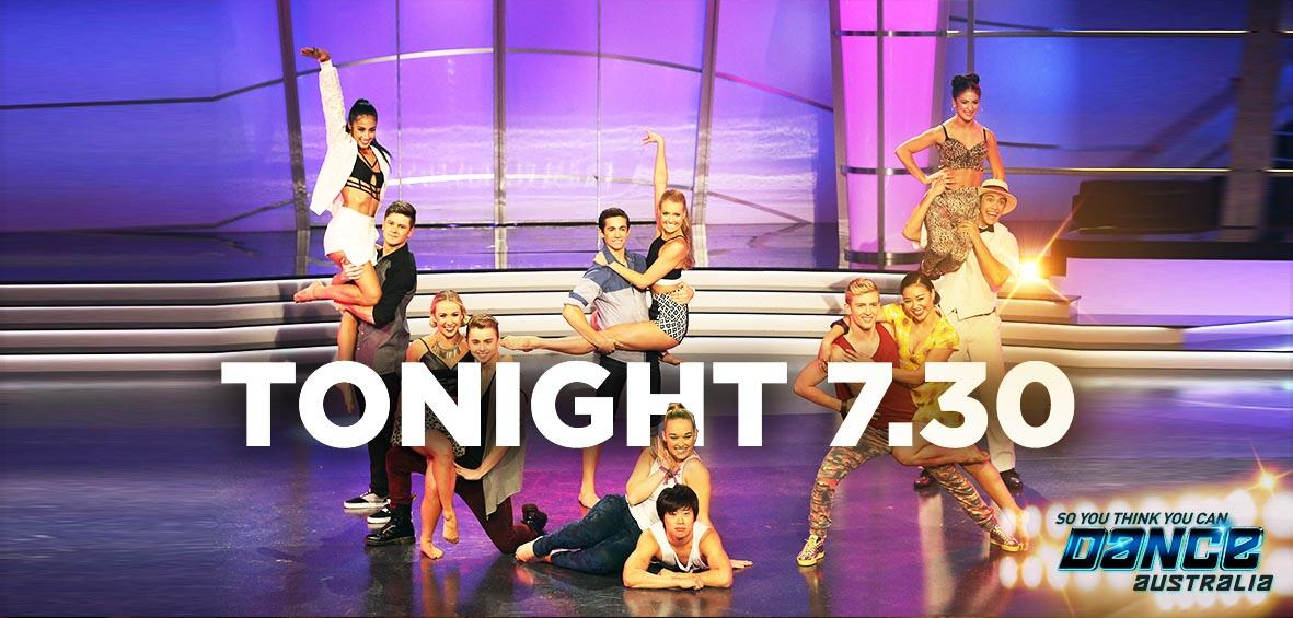 RT @SYTYCDAU: TONIGHT 7.30: Retweet if you're ready to dance! #SYTYCDAU http://t.co/fMFFQNSavN