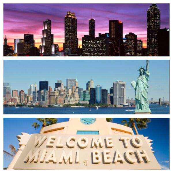 Where should we do #AAMC2014 Atlanta, Miami or New York City?? Help us decide.... http://t.co/MrGibl5zJ2