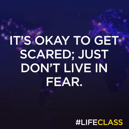 Well said! @bretmichaels on having the courage to life the life you want. #Lifeclass http://t.co/L5wU8prO58