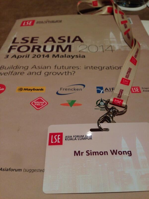 First LSE event as an alumnus #LSEAF #excitement http://t.co/771Xl4kBIf