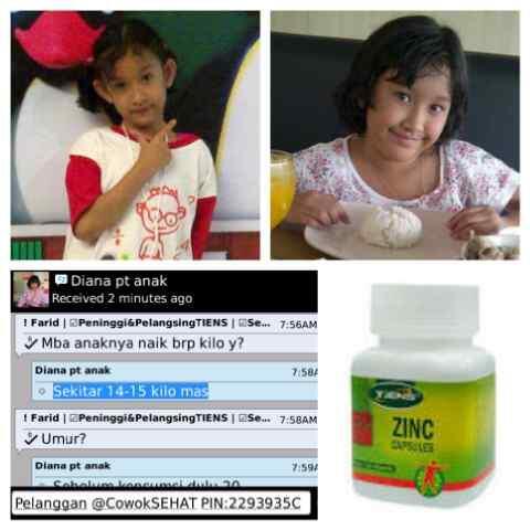 Buat yg SUSAH GEMUK!!! +14kg pake ZINC :D(y) Anak2 suka Manis Rasanya Aman BPOM & Halal MUI #PenggemukSEHATTiens http://t.co/uzViqsREyP