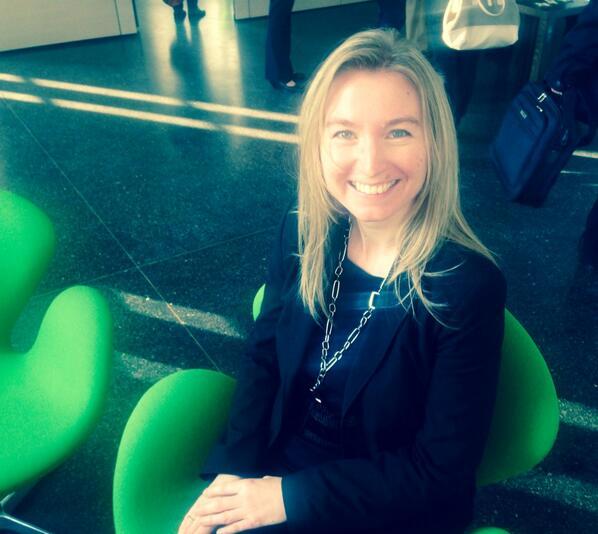 Sandra Liebich, Produktmanagerin OTS