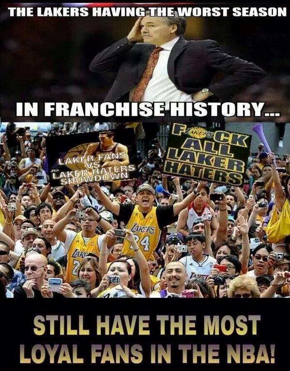 Go Lakers! http://t.co/YNRM1E8uti