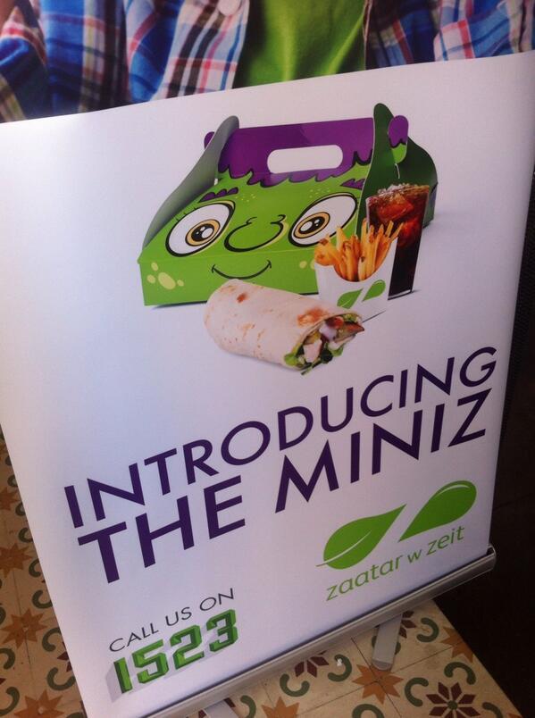 Love the idea of #MiniZ @zaatarwzeit http://t.co/MAhC3mHe4O