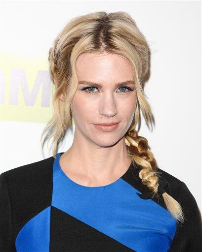 "January Jones @ ""Mad Men"" Season 7 Premiere - One of my favorites from the night. More @ http://t.co/L5MKZxL9s7 http://t.co/om9KoQ2zF8"