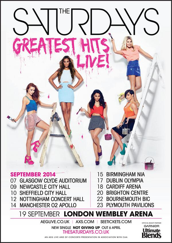 Check out the complete list of 2014 #GreatestHitsLiveTour Dates! http://t.co/9aDUHZTyh9 http://t.co/Nxrtw5NDIz