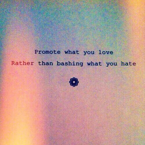 Don't hate, love. http://t.co/dZhCWjnYWg