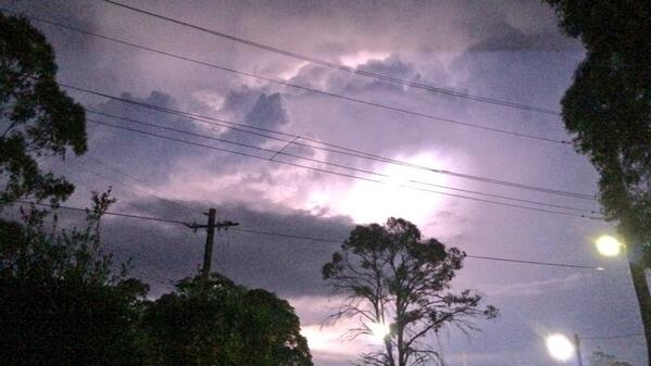 More of the same, storm time #NSWStorm http://t.co/PJiWMWSh5p