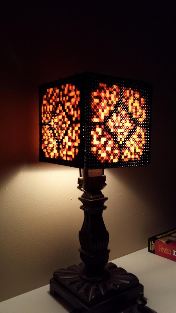 Jazwares on twitter real life minecraft redstone lamp retweet if jazwares on twitter real life minecraft redstone lamp retweet if youre jealous of this amazing fan made creation httptt4t4g4okh5 aloadofball Gallery