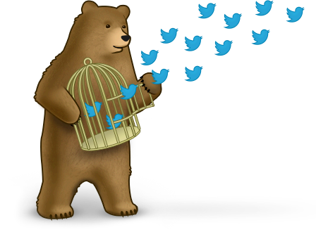 Welcome #Turkey back to Twitter! TunnelBear will be here for you next time! rawr! #twitternotblockedinturkey http://t.co/aF4Kla2Ng9