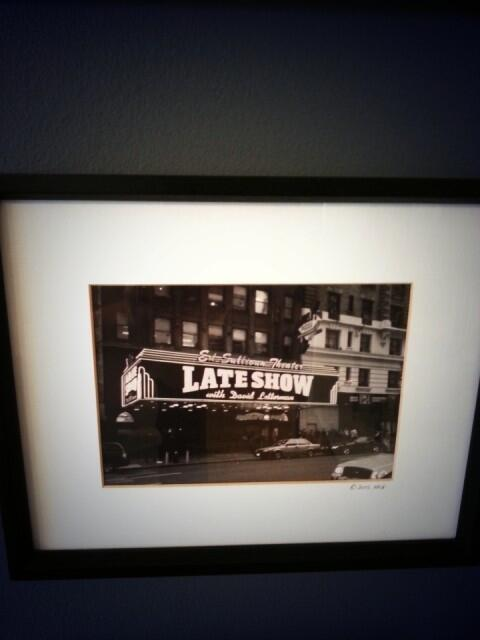 Taken after my 1st taping of @Letterman. I adore Dave & will cherish each show until he goes and gets a real job. ;) http://t.co/dptF8O60NP