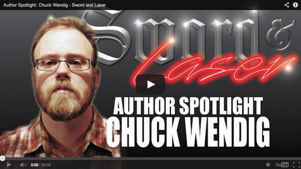 Well f*ck! Our Author Spotlight with @ChuckWendig is live! :P  http://t.co/CfKJo9RsOW http://t.co/AXBkttGmLe