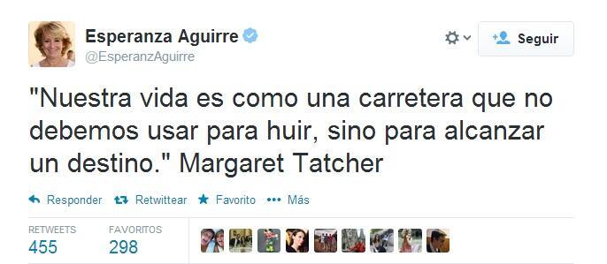 """Breaking news: """"Esperanza Aguirre arrolla la moto de un agente y se da a la fuga"""".. - Página 2 BkUp8sLCEAEj7Sk"""
