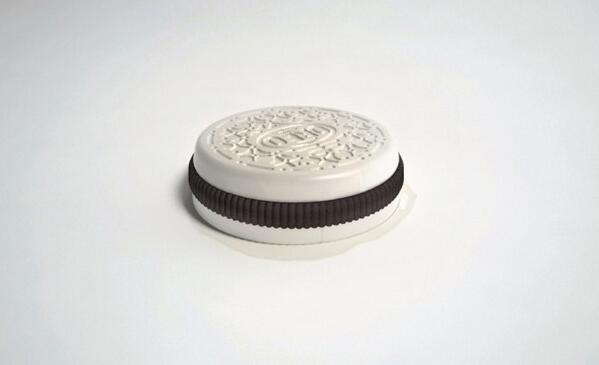 Inside out oreo