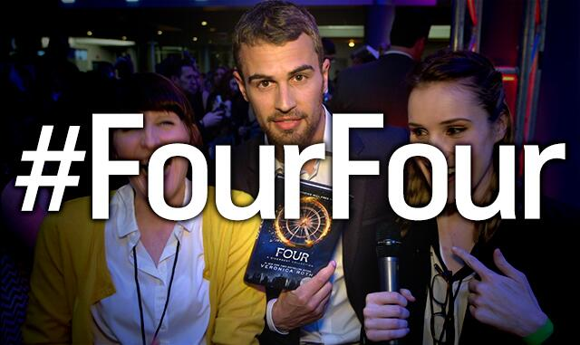Celebrate #FourFour with EpicReads