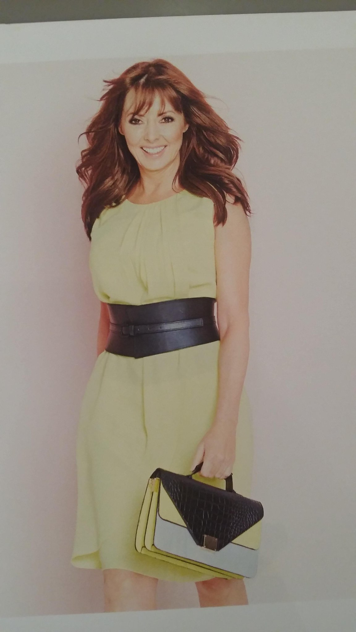 My fave dress on @ismediary photoshoot... Always love a bit of lime green... #springhassprung x http://t.co/KVZpTXMSZJ