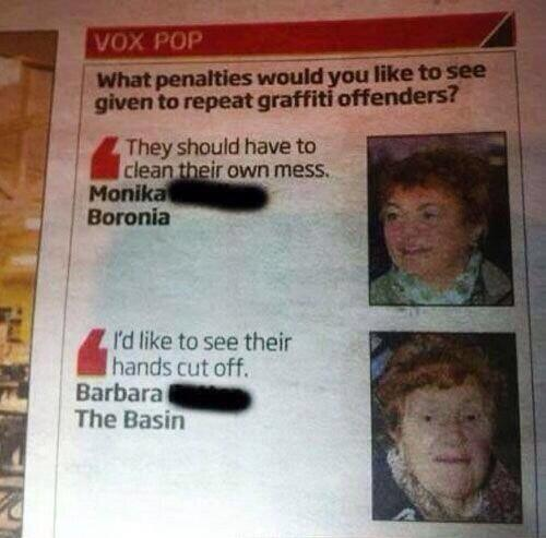 Bloody hell Babs. That's a bit extreme love. http://t.co/kdRl5UDOO7