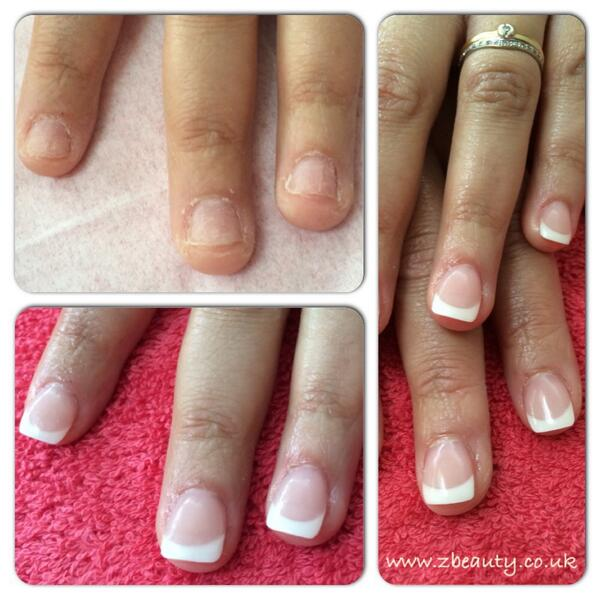 ZBeauty On Twitter Bitten Nails Sculpted Extension Body Balance Cover Pink Warm Gel Used To Extend Nail Bed NSIUK NSINails Tco 14nZ55xwzg
