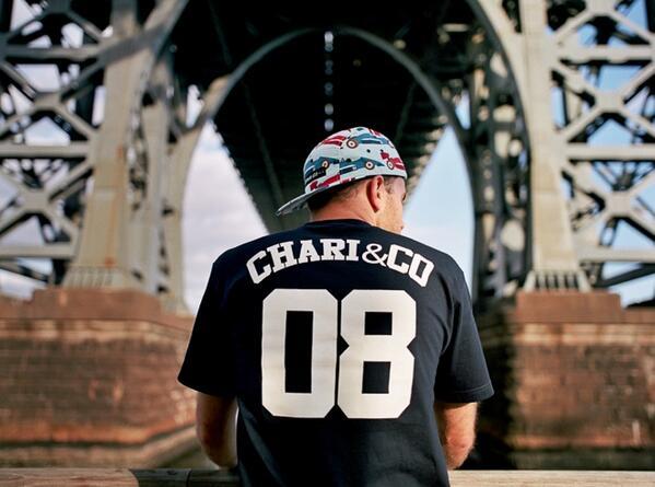 NY発CHARI&COを着こなすために知りたい5つのこと【日本人のチャリンコブランド】