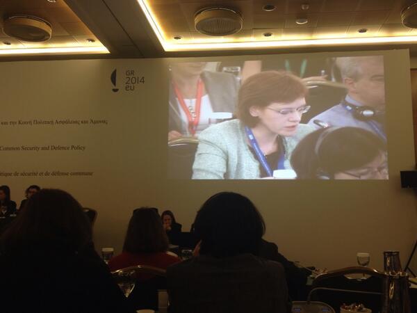 @zklukasevica debatē ar EU Ārlietu pārstāvi Aštoni par Ukrainas nākotni Eiropā http://t.co/vDZbOCg67E