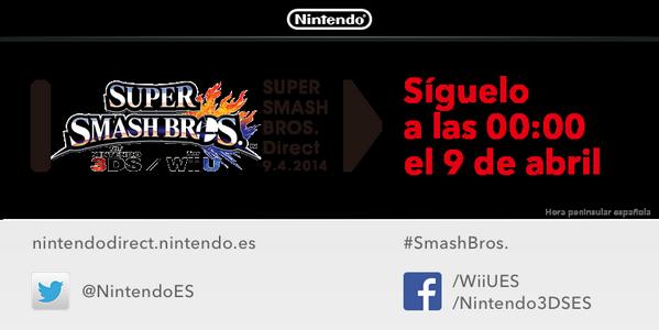 Super Smash Bros. Direct