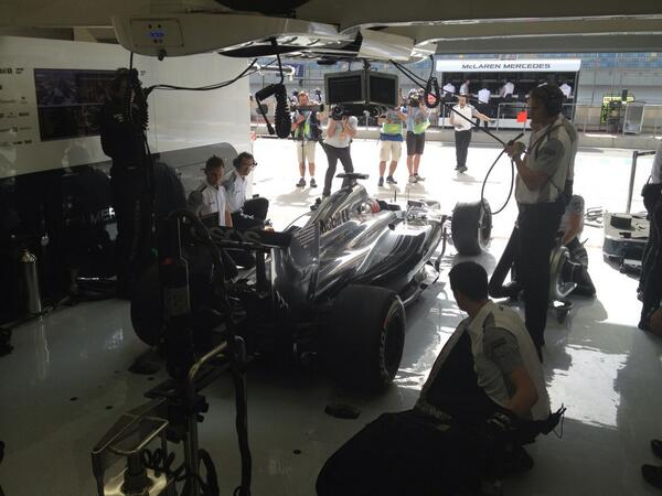 Jenson Button, en ...