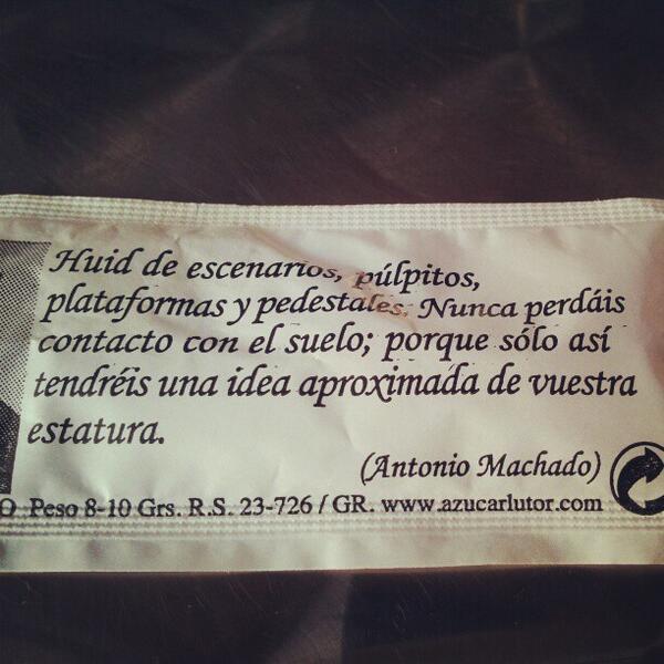 Sandra Extremera On Twitter Muy Buena Frase Cafe