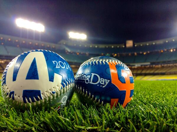 Good morning! It's #OpeningDayLA: http://t.co/McJGFJlHiB