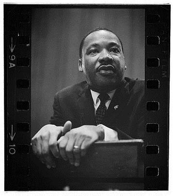 Today marks 46 years since the assassination of Dr. Martin Luther King Jr. #blackhistory #NeverForget http://t.co/hsyyYl43Zv