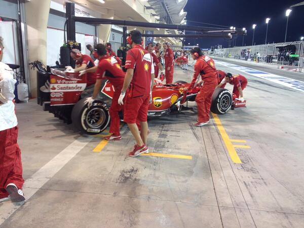 Räikkönen regresa ...