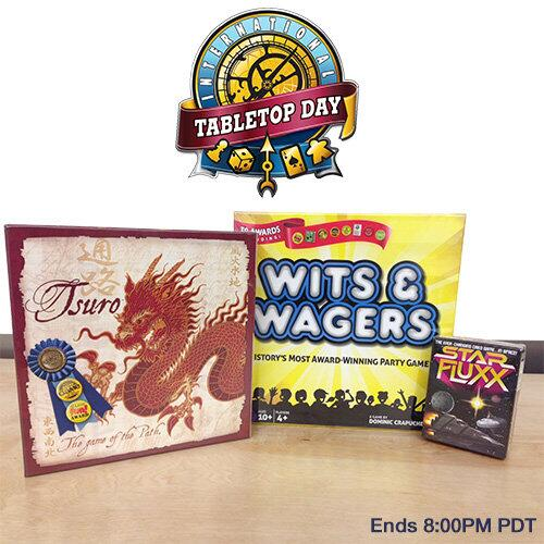 Followers who RT this have a chance to win a #TableTopDay game bundle! NoPurchNec http://t.co/E2G6fI97is http://t.co/VvxvWFnSeD