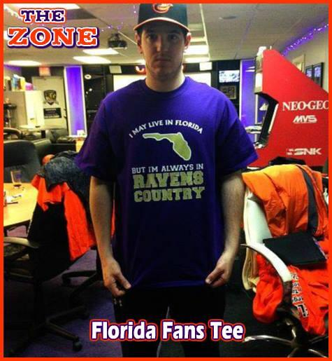 I may live in Florida but I m Always In Ravens Country floridaravensfans   ravens Buy Online at ... a9b36de30