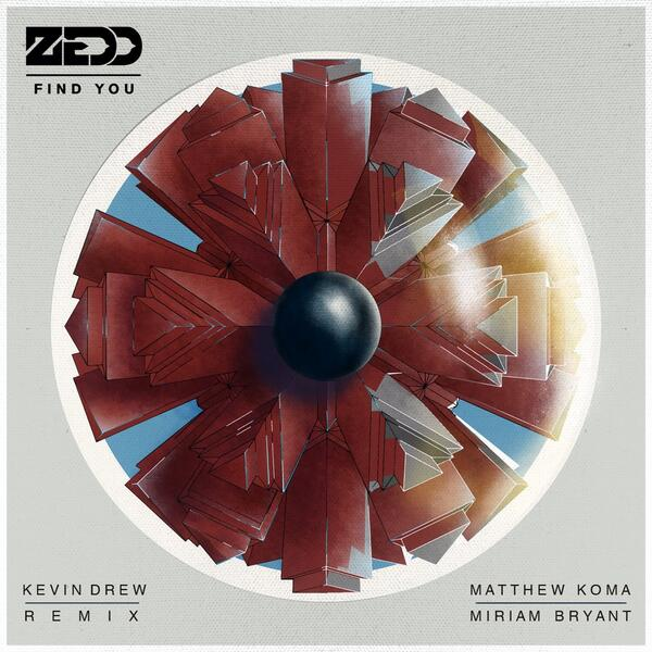 "My official @Zedd ""Find You"" remix is out next Tuesday 4/8!! http://t.co/8LsgYkjNSj"