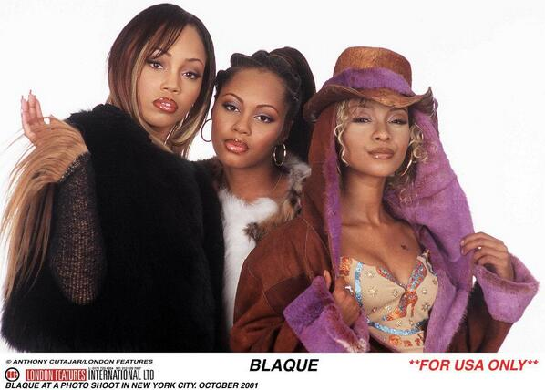 Blaque * Blaque Ivory - Bring It All To Me
