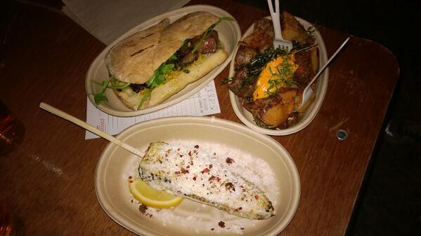 Best meal @coachella so far. I love you @theeveleigh #LAeats #tweats #coachella2014 http://t.co/90GT23aDm1