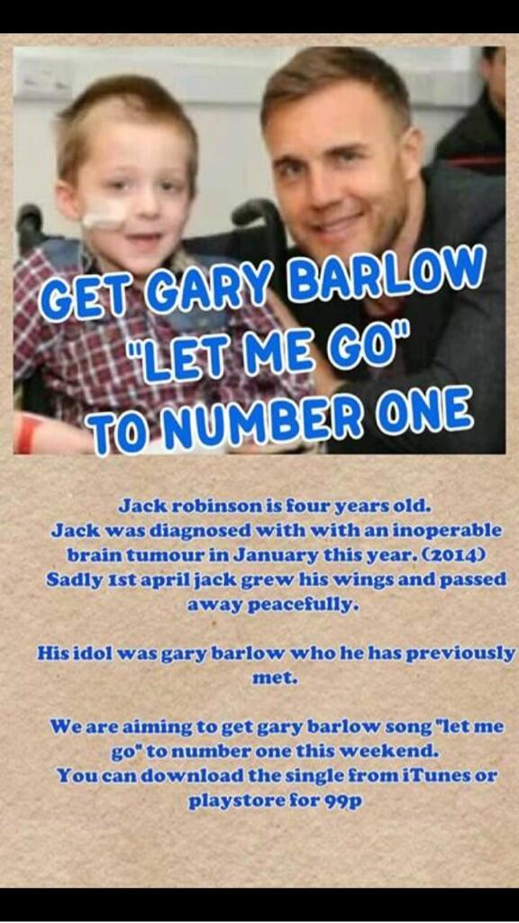 RT @watters1987: @NolanColeen plz retweet and get jack who lost his life's fav song to no1💙 #FightForJack http://t.co/D3GejS8nap