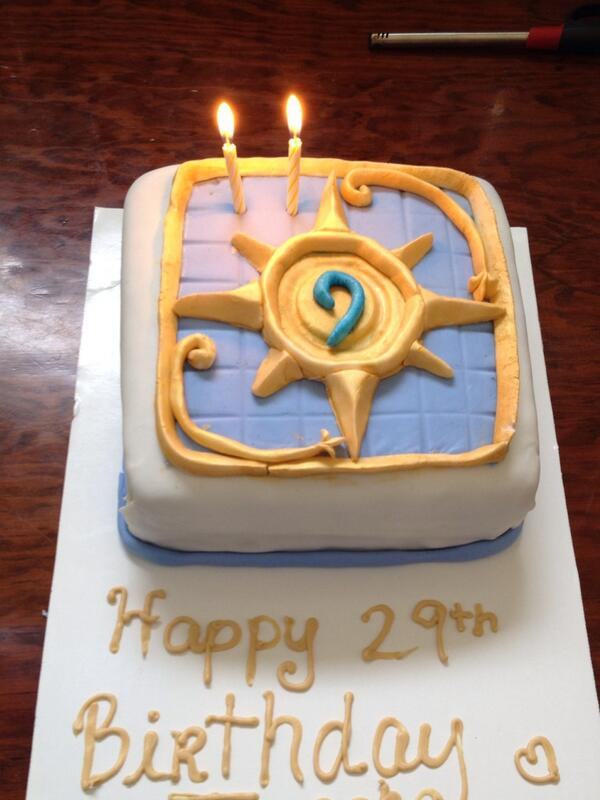 That S My Cake Hearthstone