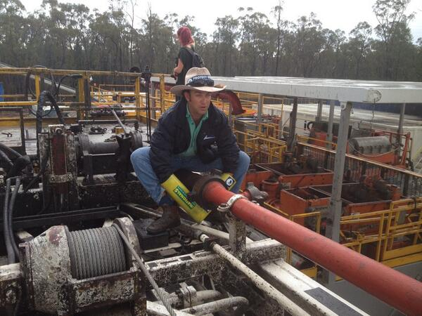 Thumbnail for #Pilliga country lock on and chill out: @margokingston1 Twitter Report