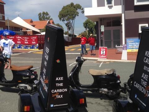 Twitter / GalileoMovement: Scooter drivers tell us the ...
