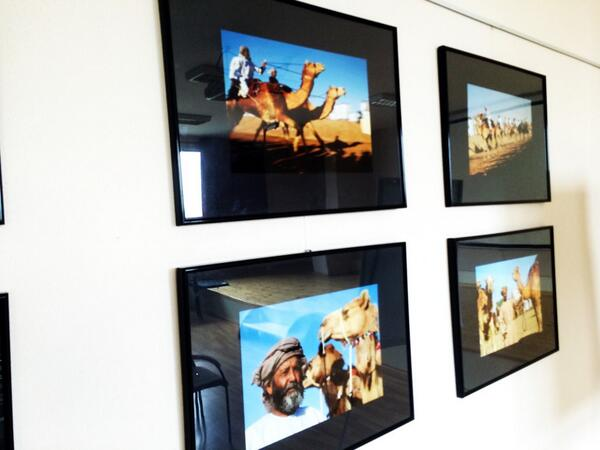 Vernissage of photos from Oman in Small Hall, Totem at 15:00 #arabfest #totem #vernissage #hall http://t.co/hcZkhvyyiC