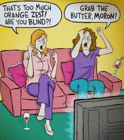 If we watched cooking shows the way some people watch sport... http://t.co/HIQ7csHdaL