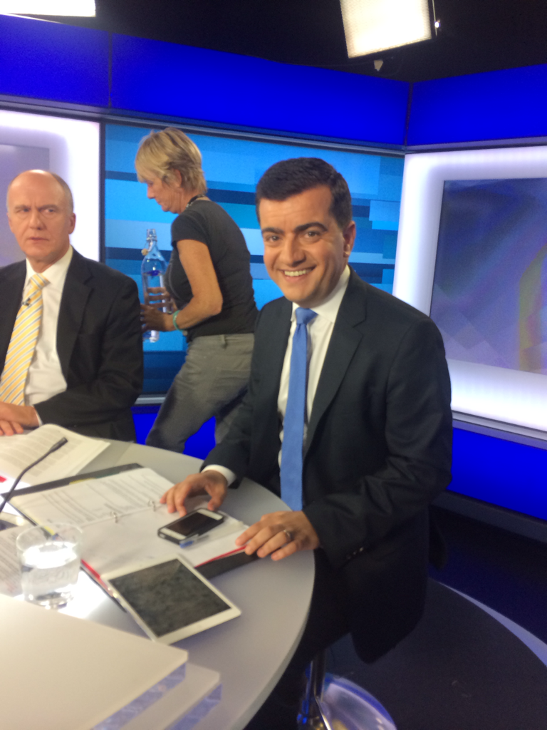 Twitter / samdastyari: I've been photo bombed by Eric ...